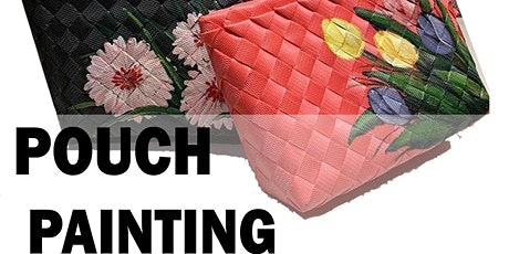LEARN THE ART OF PAINTING ON POUCH PAINTING tickets