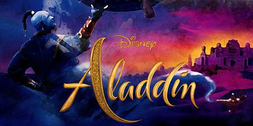 Free Outdoor Movie Night at Stockland Altrove - Aladdin