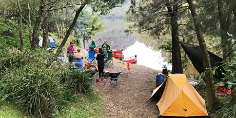Women's Overnight Canoe Trip: Shoalhaven Gorge // 22nd-23rd August tickets