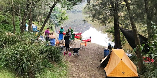 Women's Overnight Canoe Trip: Shoalhaven Gorge // 22nd-23rd August
