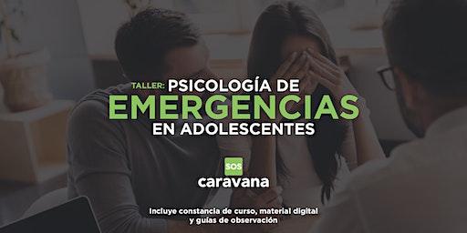 Taller: Psicología de Emergencias en Adolescentes