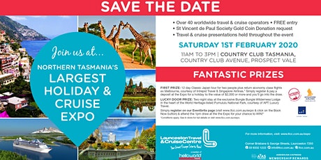 Northern Tasmania's Largest Holiday & Cruise Expo tickets