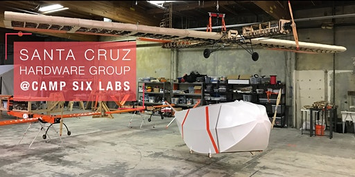 Camp Six Labs: A drone company tour