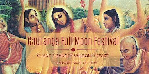 Gauranga Full Moon Festival