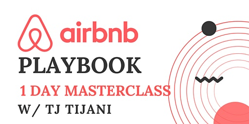 Airbnb Masterclass 1 Day Event