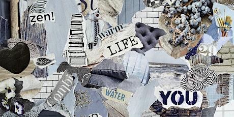 In Vision: DIY Collage Journal Workshop - Galleria at Houston tickets