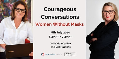 Perth, BWA: Courageous Conversations; Women Without Masks tickets