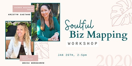 Soulful Biz Mapping Workshop tickets