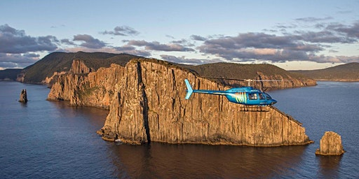 Discovering Tasman Island – Landscapes by Land & Air