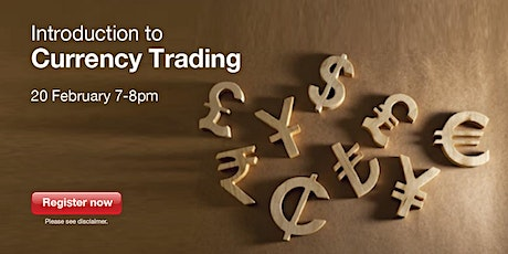 Introduction to Currency Trading tickets
