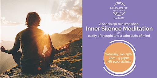 Inner Silence Meditation
