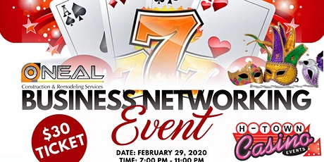 Business Networking Event tickets