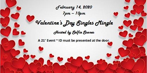 Valentines Day Single's Mingle