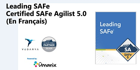 Leading SAFe - Certified SAFe Agilist 5.0 (En Français) billets