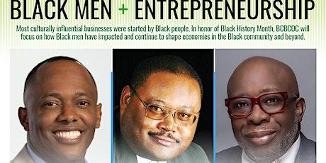 Black Men + Entrepreneurship  tickets