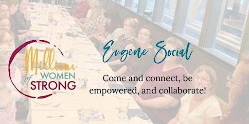 Millions of Women Strong Eugene Social
