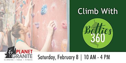 Climb with Betties360
