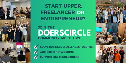 DO MeetUps - Setting up a business in Singapore