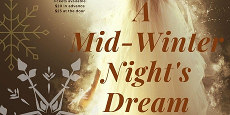 A Mid Winter Night's Dream  tickets