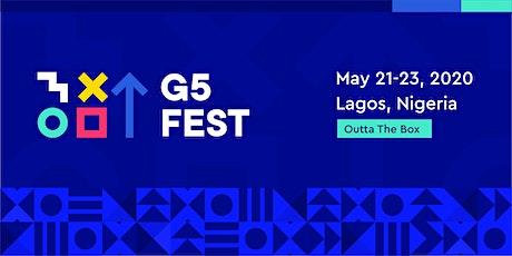 G5 Fest tickets