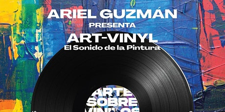 """""""Art-Vinyl"""". El sonido de la pintura. boletos"""