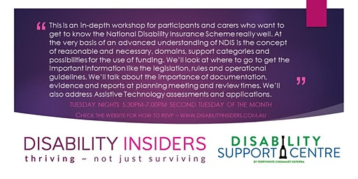 Disability Insiders' Advanced NDIS - Hiring Support Workers as Employees