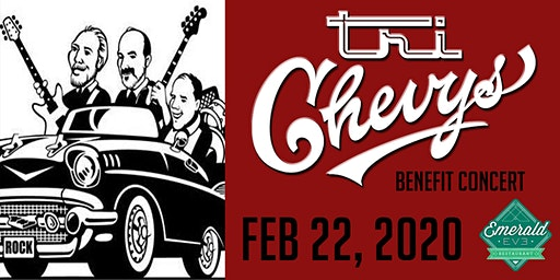 The Tri-Chevys: A Benefit Concert