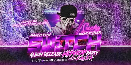 BattleAxe Global VicCity Presents: Switch Album Release Hip-Hop Party tickets