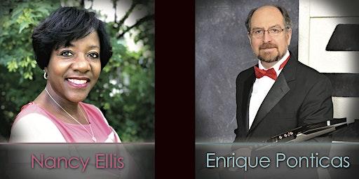 Nancy Ellis & Enrique Ponticas - Double Billing - Jazz, Blues, Gospel Night