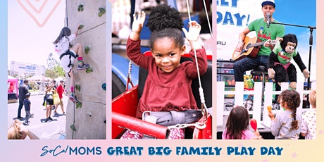 2nd Annual Great Big Family Play Day Bay Area tickets