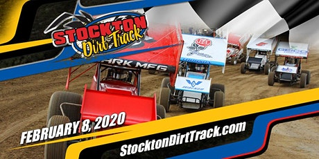 Stockton Dirt Track - February 8, 2020 tickets