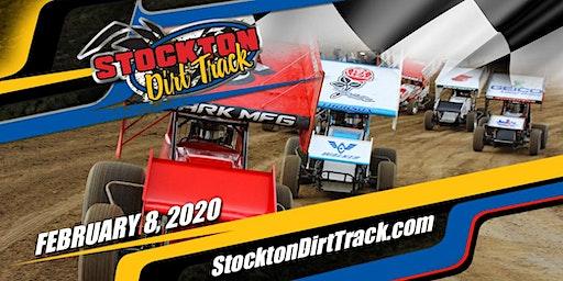 Stockton Dirt Track - February 8, 2020