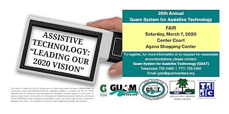 26th Annual GSAT Assistive Technology Fair tickets