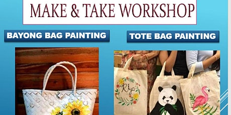 Make and Take Painting Workshop tickets