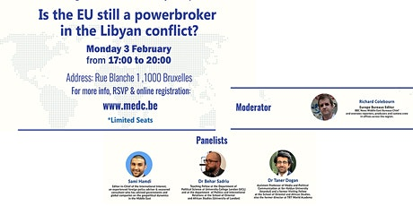Is the EU still a power broker in the Libyan conflict? tickets