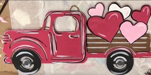"""Haulin' Love"" Paint Night"