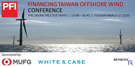 PFI Financing Taiwan Offshore Wind Conference