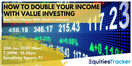 HOW TO DOUBLE YOUR INCOME WITH VALUE INVESTING