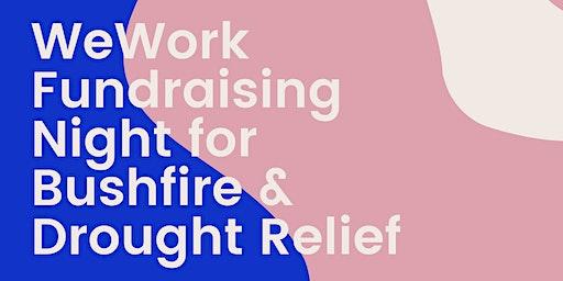 Bushfire & Drought Fundraiser - WeWork North Sydney