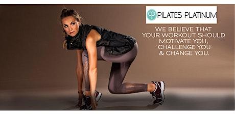 Pilates Platinum Residency @ Platform - 1st Saturday of every month! tickets