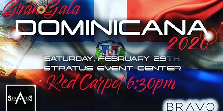 Gran Gala Dominicana 2020 tickets