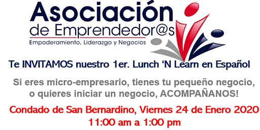 Lunch 'N Learn en Español