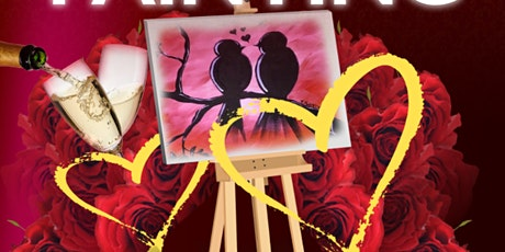 Valentines Five Senses Painting tickets