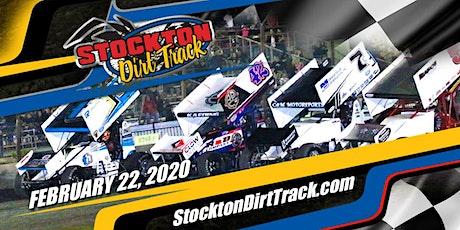 Stockton Dirt Track - February 22, 2020 tickets