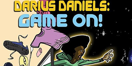A Book Tasting for Darius Daniels: Game On! tickets