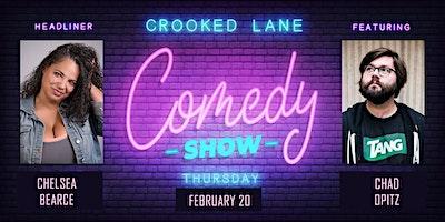 Crooked Lane Comedy Night