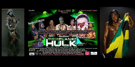 Planet Hulk, Episode 2, Exotic Entertainment tickets