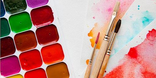 Creative Journaling with Make Art Studio - Herald Square