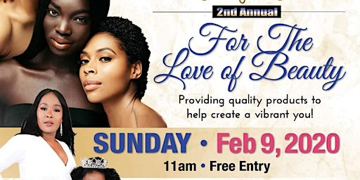 For the Love of Beauty II