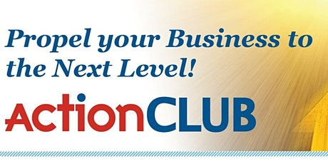 ActionCLUB -  Business, Sales & Marketing Training Course in Seymour tickets